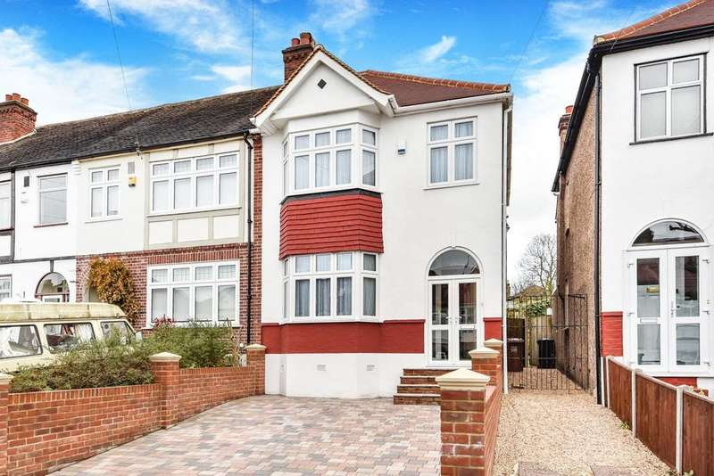 3 Bedrooms End Of Terrace House for sale in Priestfield Road, Forest Hill