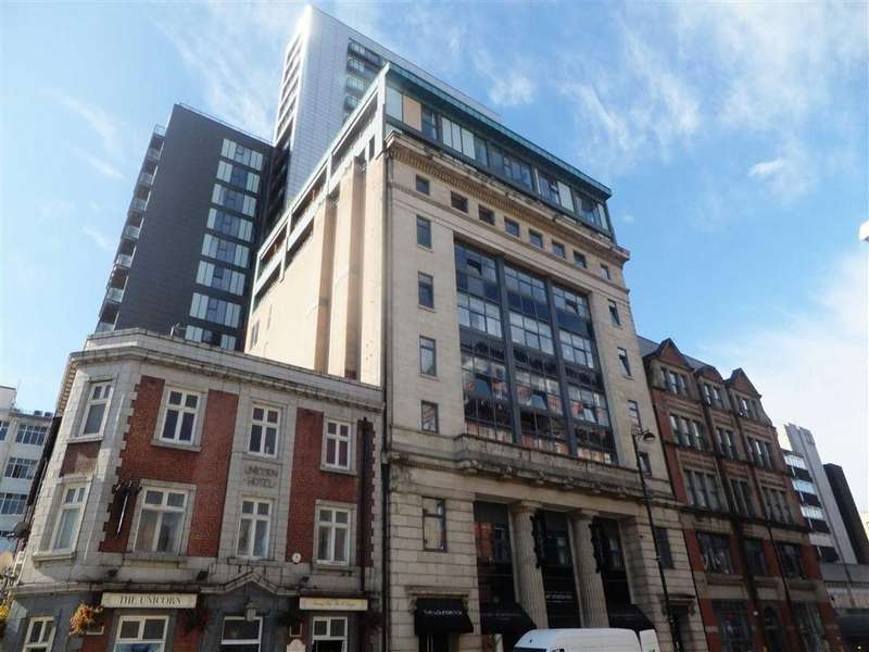 2 Bedrooms Flat for sale in Pall Mall, 18 Church Street, Northern Quarter