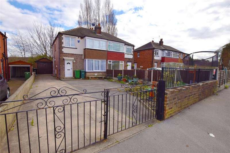 3 Bedrooms Semi Detached House for sale in Dewsbury Road, Leeds, West Yorkshire, LS11