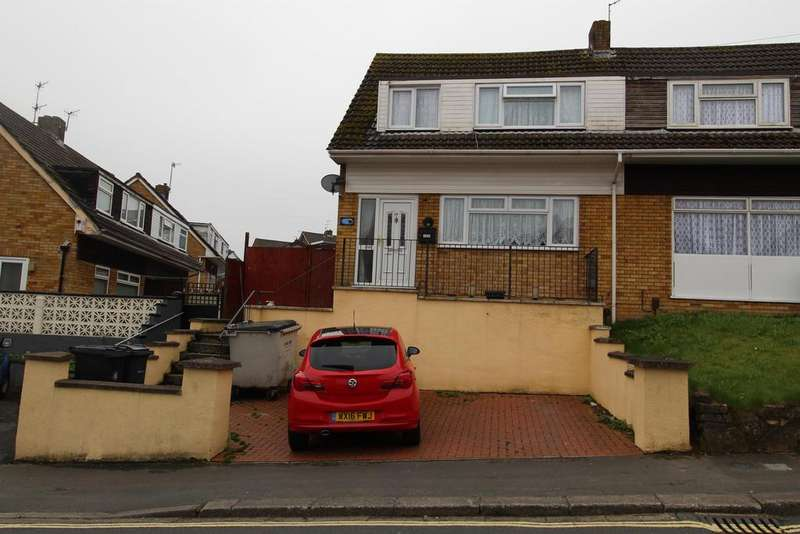 3 Bedrooms Semi Detached House for sale in Hengrove Lane, Hengrove, Bristol, BS14 9DH