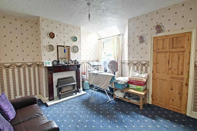 2 Bedrooms Terraced House for sale in Joseph Street, Derby