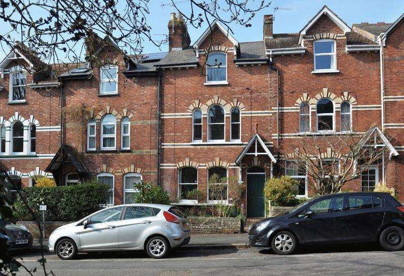 5 Bedrooms Terraced House for sale in Prospect Park, Exeter
