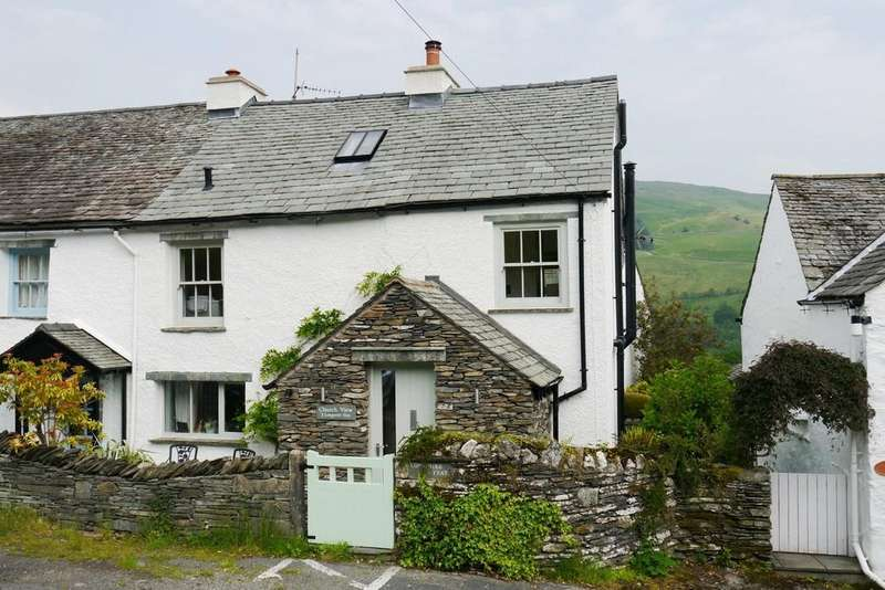 2 Bedrooms Semi Detached House for sale in 2 Longmire Yeat, Troutbeck, Windermere, LA23 1PH