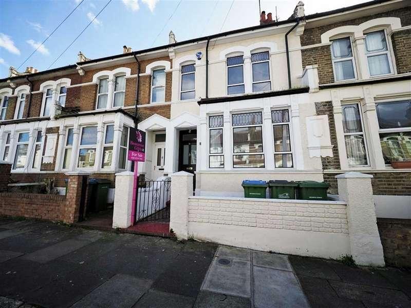 3 Bedrooms House for sale in Heavitree Road, Plumstead, London, SE18