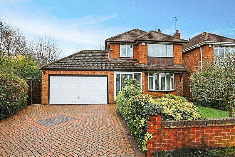 3 Bedrooms Detached House for sale in Lymington Road, Stafford