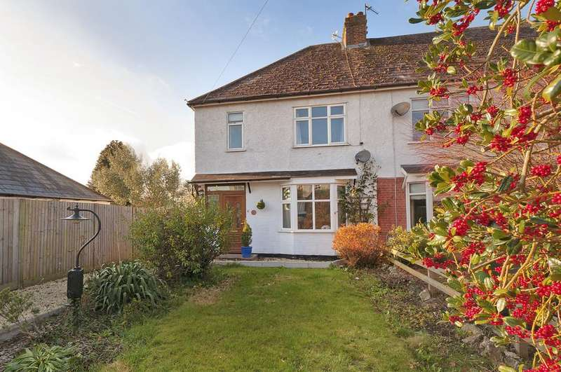 3 Bedrooms End Of Terrace House for sale in Roseacre Lane, Bearsted