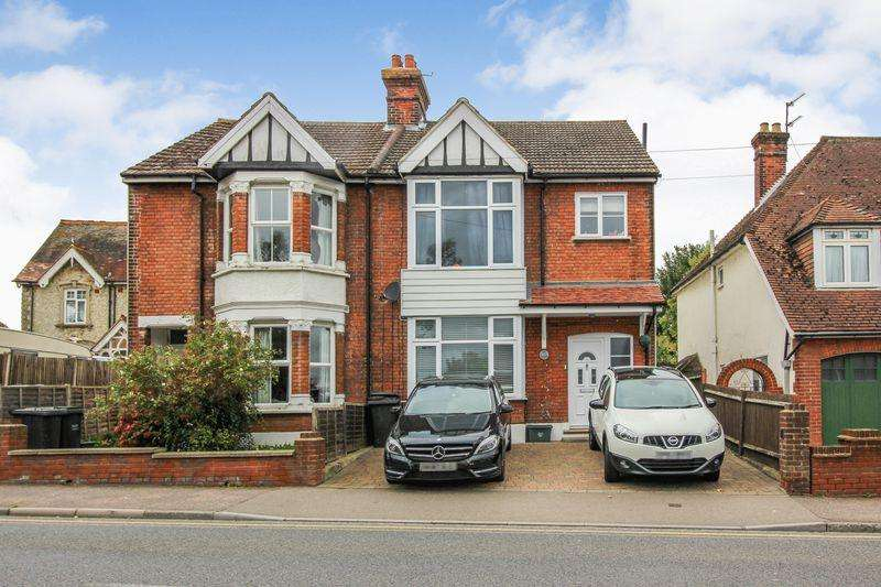 5 Bedrooms Semi Detached House for sale in Malling Road, Snodland