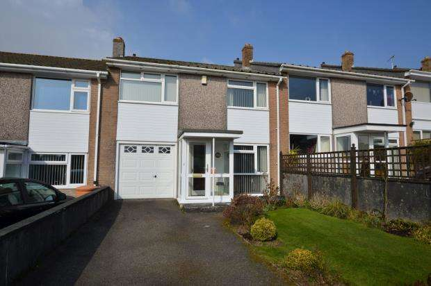 4 Bedrooms Terraced House for sale in Pendean Avenue, Liskeard, Cornwall