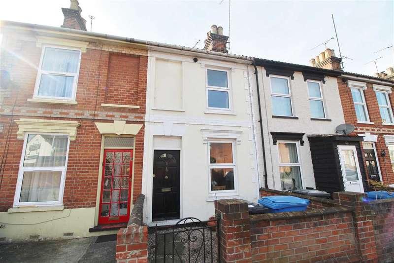 3 Bedrooms Terraced House for sale in Hervey Street, Ipswich