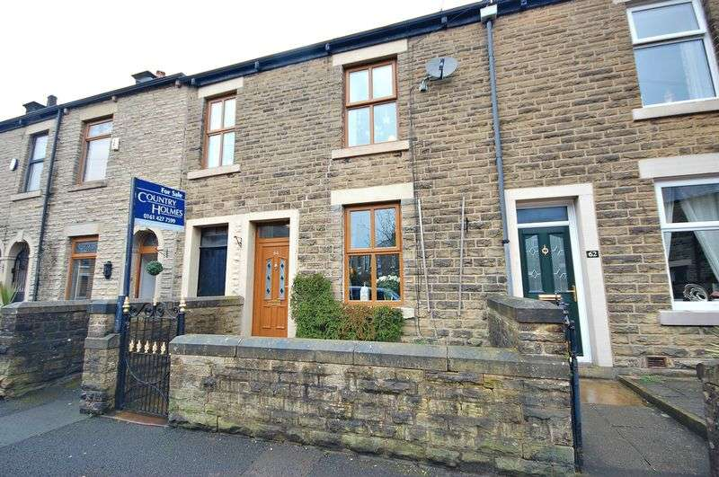3 Bedrooms Property for sale in Princess Street, Glossop