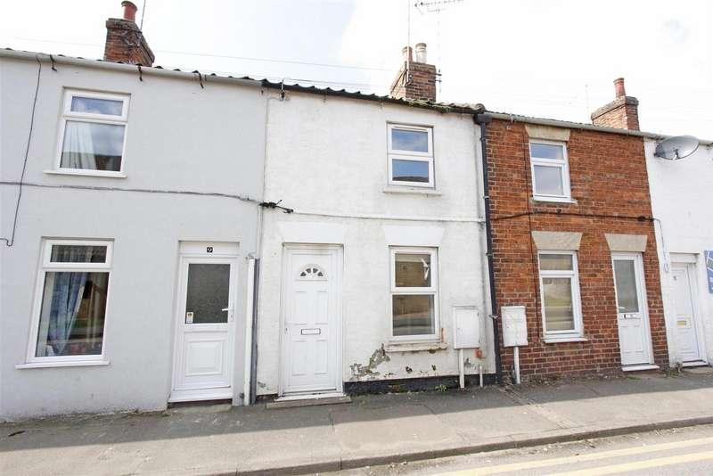 1 Bedroom Terraced House for sale in Hereward Street, Bourne
