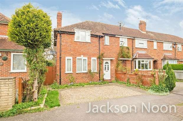 3 Bedrooms End Of Terrace House for sale in Rowden Road, West Ewell