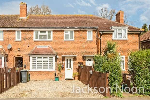 3 Bedrooms Terraced House for sale in Rowden Road, West Ewell