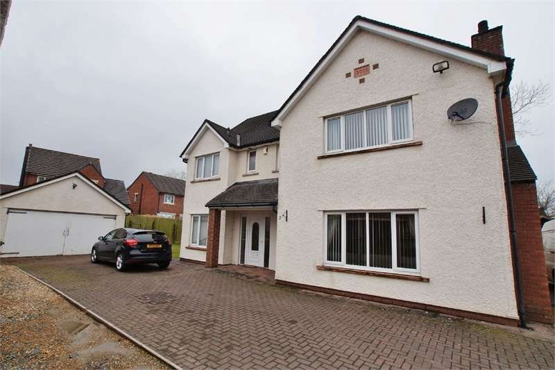 4 Bedrooms Detached House for sale in CA2 6AF Orchard Lea, Off Wigton Road, Carlisle, Cumbria