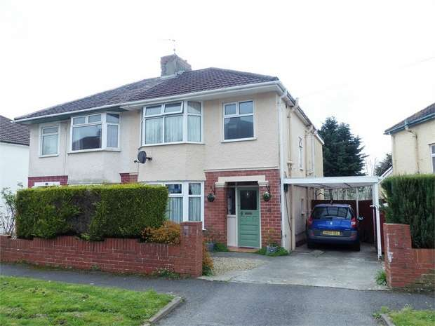 3 Bedrooms Semi Detached House for sale in Mount Earl, Bridgend, Bridgend, Mid Glamorgan