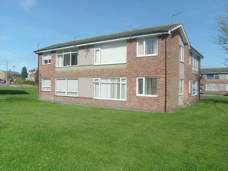 1 Bedroom Apartment Flat for sale in Woodhorn Drive, Stakeford