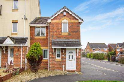 3 Bedrooms End Of Terrace House for sale in Johnson Road, Emersons Green, Bristol