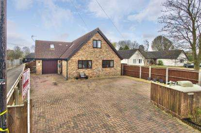 5 Bedrooms Detached House for sale in Splash Lane, Wyton, Huntingdon, Cambs