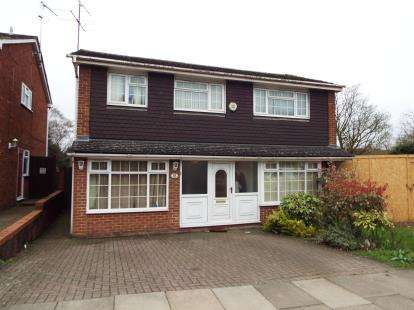 4 Bedrooms Detached House for sale in Bramingham Road, Luton, Bedfordshire, England