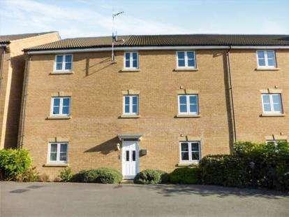 1 Bedroom Flat for sale in Hargate Way, Hampton Hargate, Peterborough, Cambridgeshire