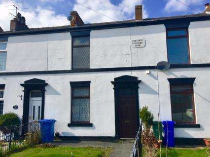 2 Bedrooms Terraced House for sale in Blackburn Road, Higher Wheelton, PR6