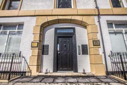 2 Bedrooms Flat for sale in Apartment 1, Dock Street, Fleetwood, FY7