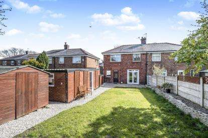 3 Bedrooms Semi Detached House for sale in Ridyard Street, Wigan, Greater Manchester, WN5