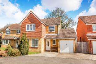 4 Bedrooms Detached House for sale in Canon Woods Way, Kennington, Ashford, Kent