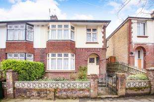 3 Bedrooms Semi Detached House for sale in Lewisham Road, River, Dover, Kent