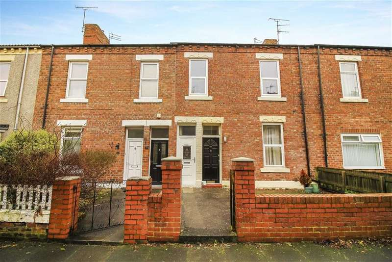 3 Bedrooms Flat for sale in Countess Avenue, Whitley Bay, Tyne And Wear