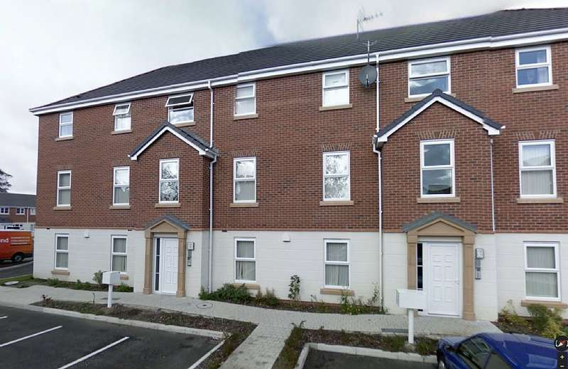 2 Bedrooms Apartment Flat for sale in Flat 8, 9 Laburnum Road, Wallasey, Merseyside, CH45 5ES