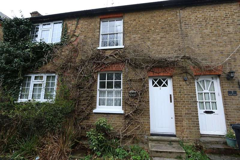2 Bedrooms Terraced House for sale in Suffolk Cottages, California Lane, Bushey Heath, Bushey, Hertfordshire, WD23