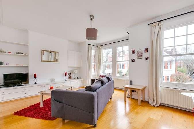 2 Bedrooms Flat for sale in Alwyn Avenue, Chiswick