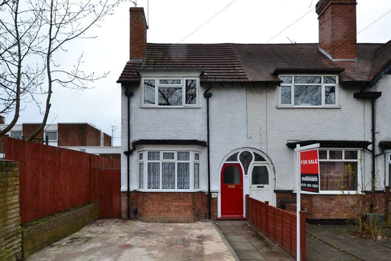 3 Bedrooms Terraced House for sale in Bristol Road South, Northfield, Birmingham, B31