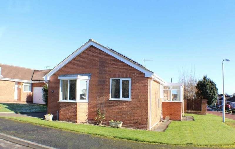 2 Bedrooms Detached Bungalow for sale in Mill Lane, Bridlington