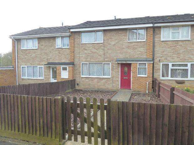 3 Bedrooms Terraced House for sale in Windrush, Banbury