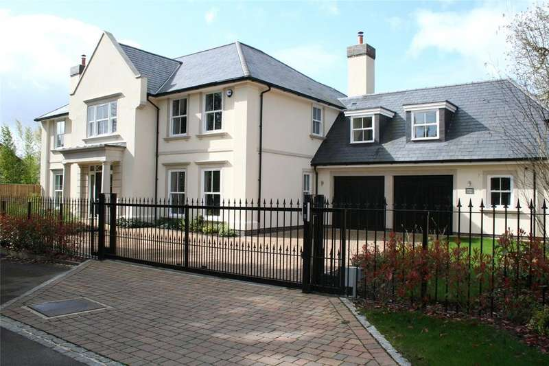 4 Bedrooms Detached House for sale in Normanstead, Henley-on-Thames, Oxfordshire, RG9