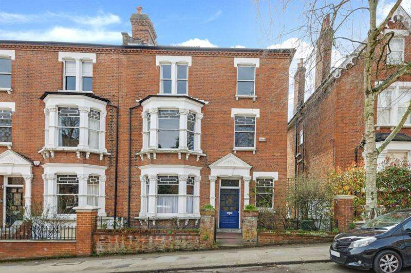 6 Bedrooms Semi Detached House for sale in Nassington Road, Hampstead NW3