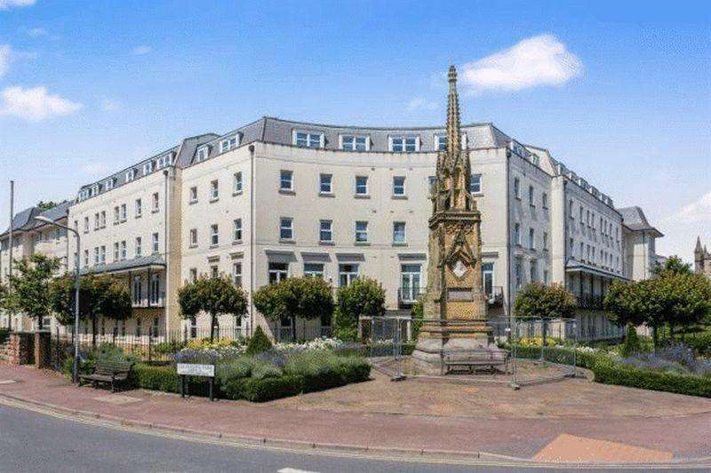 2 Bedrooms Flat for sale in Exchange Mews, Tunbridge Wells