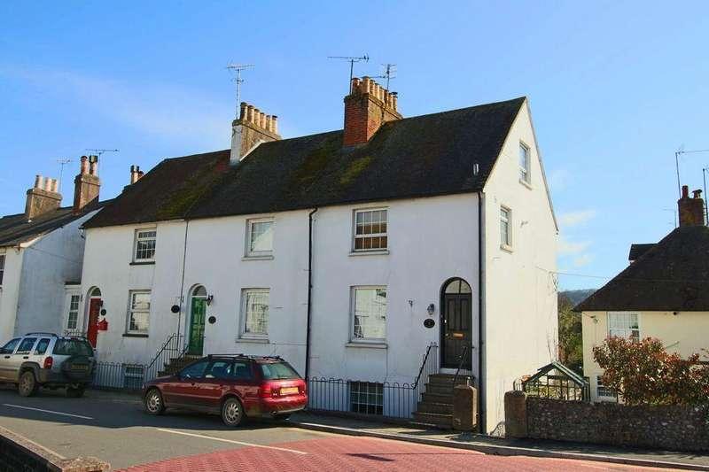 3 Bedrooms Semi Detached House for sale in Laurel Cottages, Keymer Road, Keymer, Hassocks, West Sussex, BN6 8QT