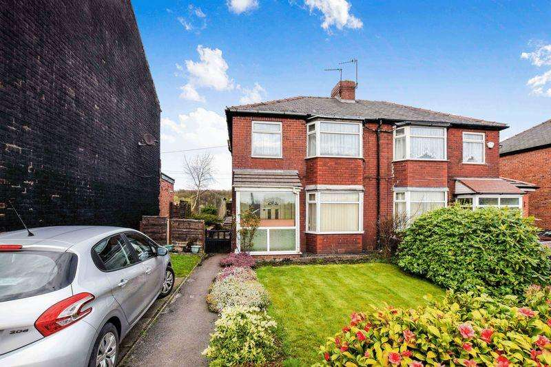 3 Bedrooms Semi Detached House for sale in Manchester Road, Worsley