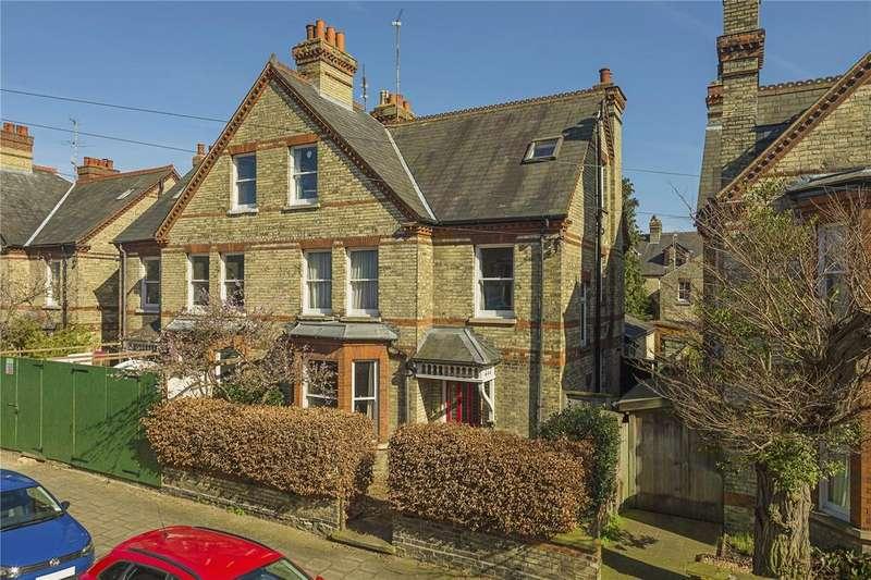 5 Bedrooms Semi Detached House for sale in Willis Road, Cambridge, Cambridgeshire, CB1