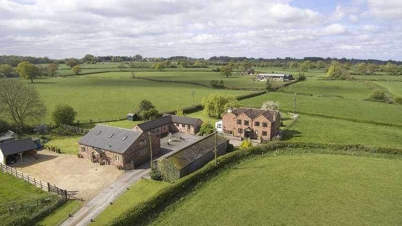 8 Bedrooms Detached House for sale in Church Eaton, Stafford
