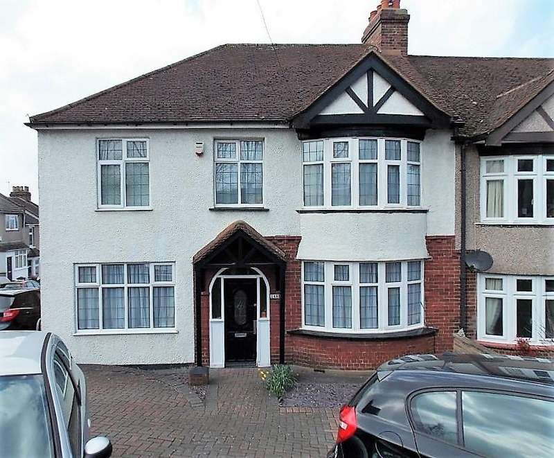 4 Bedrooms End Of Terrace House for sale in City Way, Rochester, Kent ME1