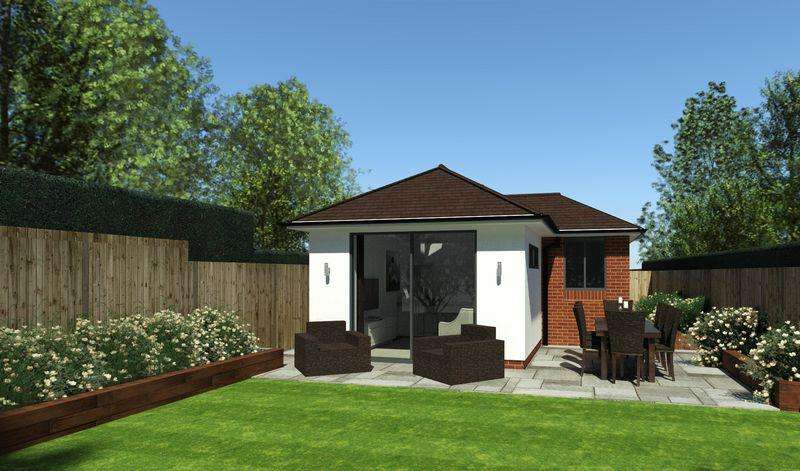 2 Bedrooms Detached Bungalow for sale in The Ridgewaye, Southborough