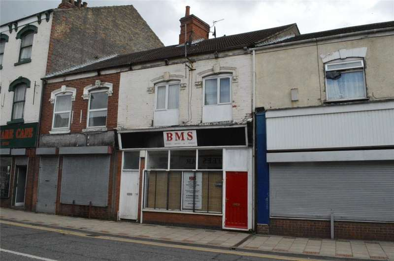 House for sale in Freeman Street, Grimsby, DN32