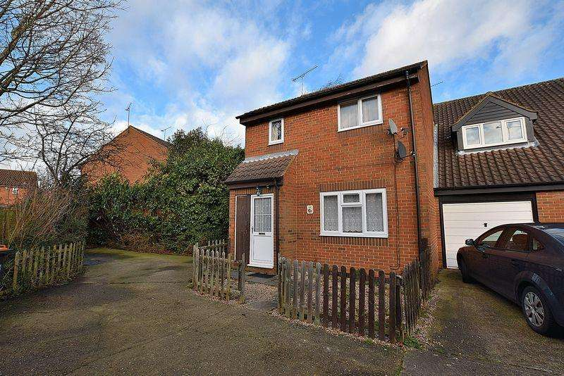 3 Bedrooms End Of Terrace House for sale in New Woodfield Green, South Dunstable