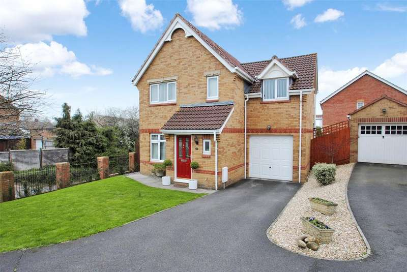 3 Bedrooms Detached House for sale in Eaton Crescent, Taunton