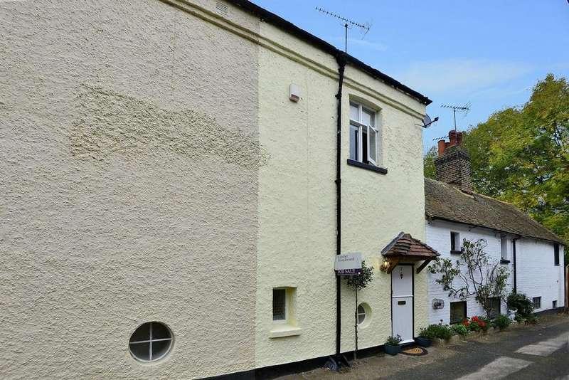 2 Bedrooms Cottage House for sale in Box Iron Cottages, Herne, Herne Bay, Kent