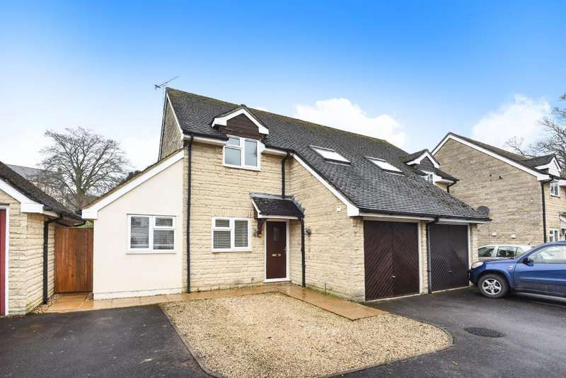 3 Bedrooms House for sale in Jacobs Close, Witney, OX28